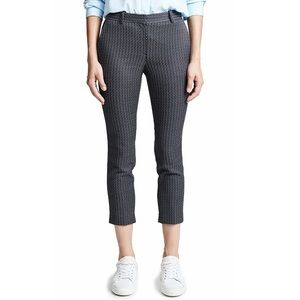 🆕 Theory Treeca 2 Plaid Cropped Pants